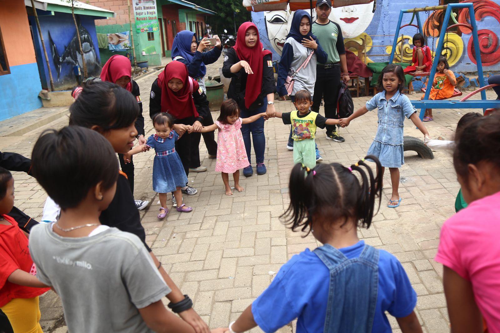 Umm Berdayakan Masyarakat Lokal Melalui Kampung Wisata Berita Desa Organik