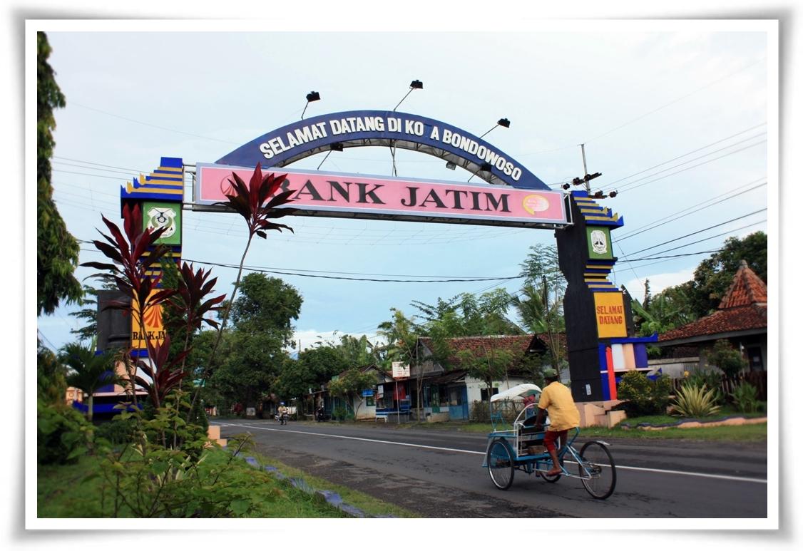Kabupaten Bondowoso Bumi Nusantara Hutan Tasnan Kab