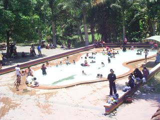 Kota Bondowoso Pesona Wisata Taman Pemandian Alam Tasnan Terletak Desa