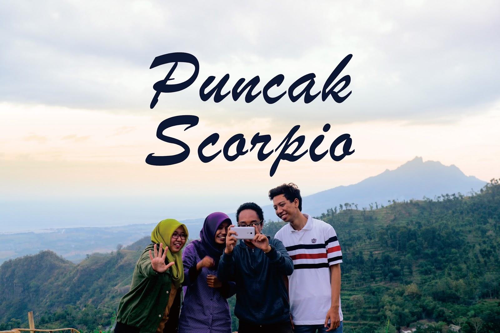 Puncak Scorpio Nirwana Bondowoso Hutan Tasnan Kab