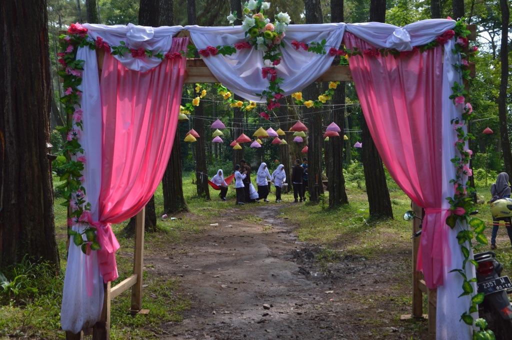 Tasnan Forest Tempat Ngadem Bondowoso Gus Bolang Dikanan Kiri Kita