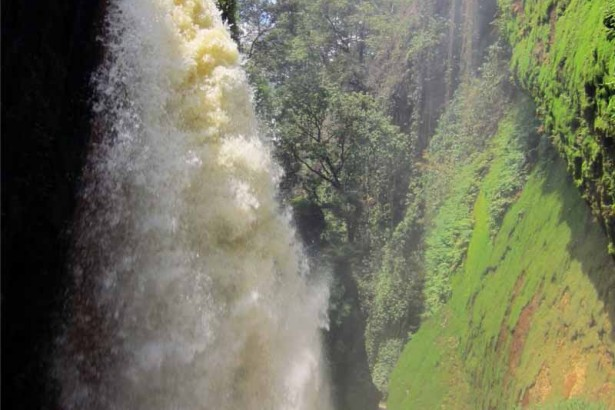7 Obyek Wisata Bondowoso Patut Dikunjungi Pemandian Tasnan Kab