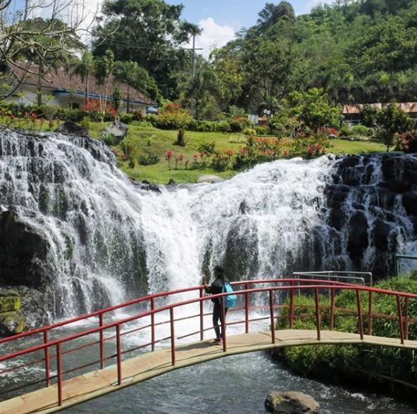 36 Tempat Wisata Tersembunyi Bondowoso Sekitarnya Air Terjun Blawan Taman