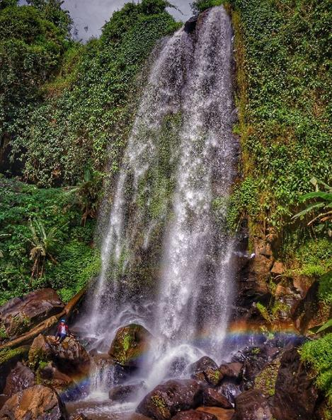 36 Tempat Wisata Tersembunyi Bondowoso Sekitarnya Air Terjun Pulo Agung