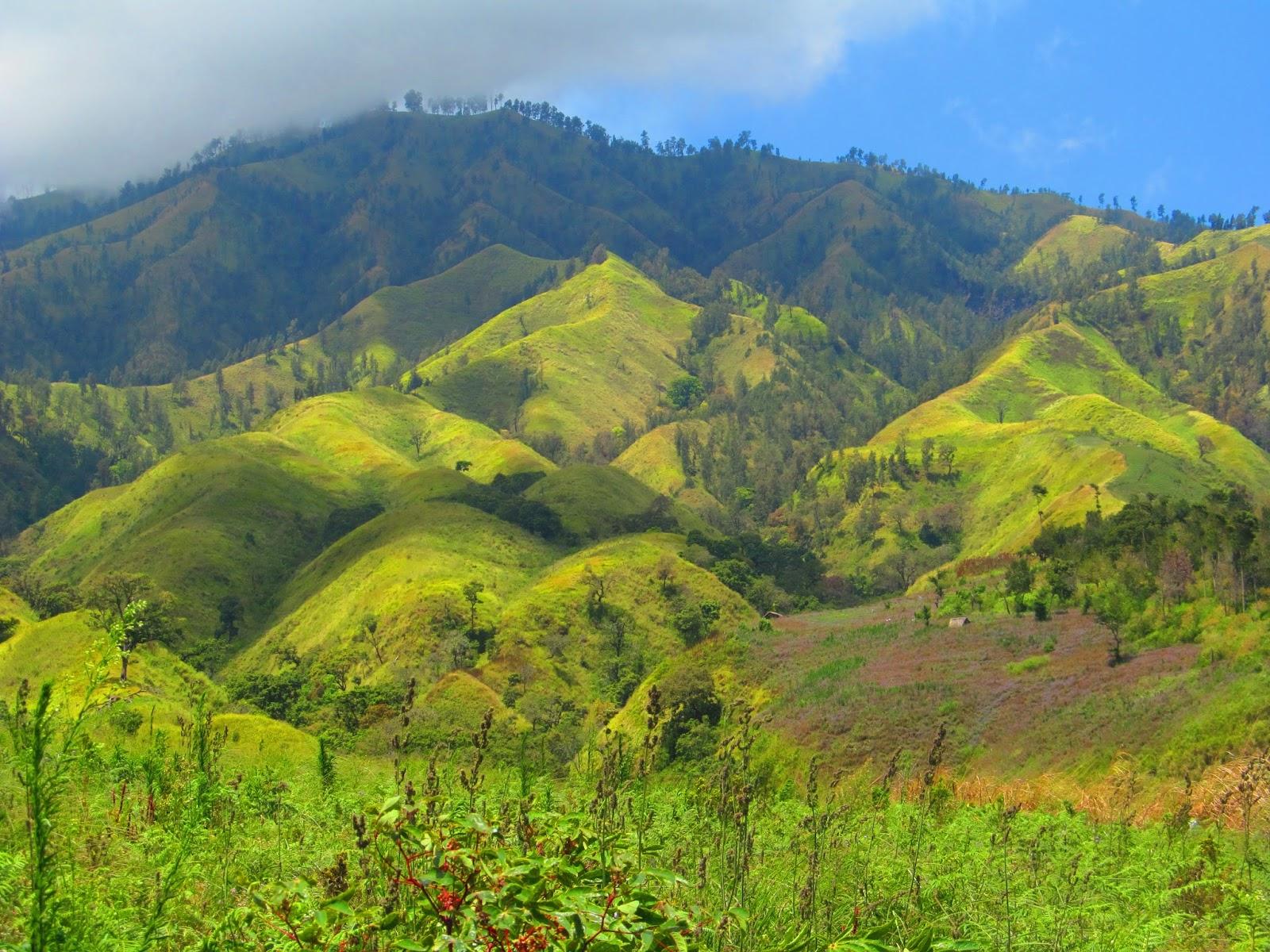 Taman Galuh Surga Tersembunyi Kaki Gunung Crengih Gus Bolang Membahas