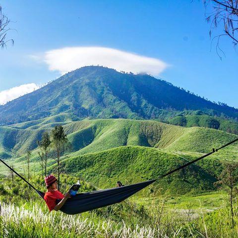 Wisata Lengkap Kota Bondowoso Bukit Terletak Kecamatan Sempol Taman Galuh