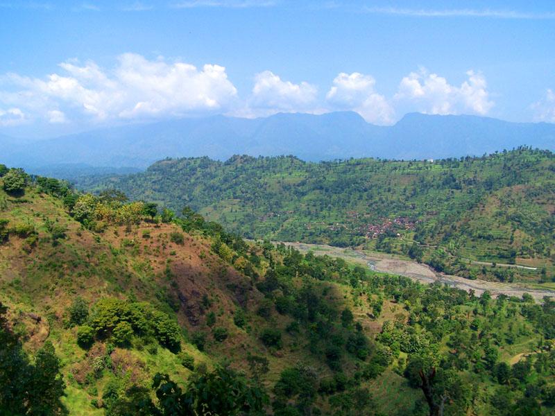 Wisata Lengkap Kota Bondowoso Pemandangan Situbondo Dilihat Arak Memberikan Nuansa