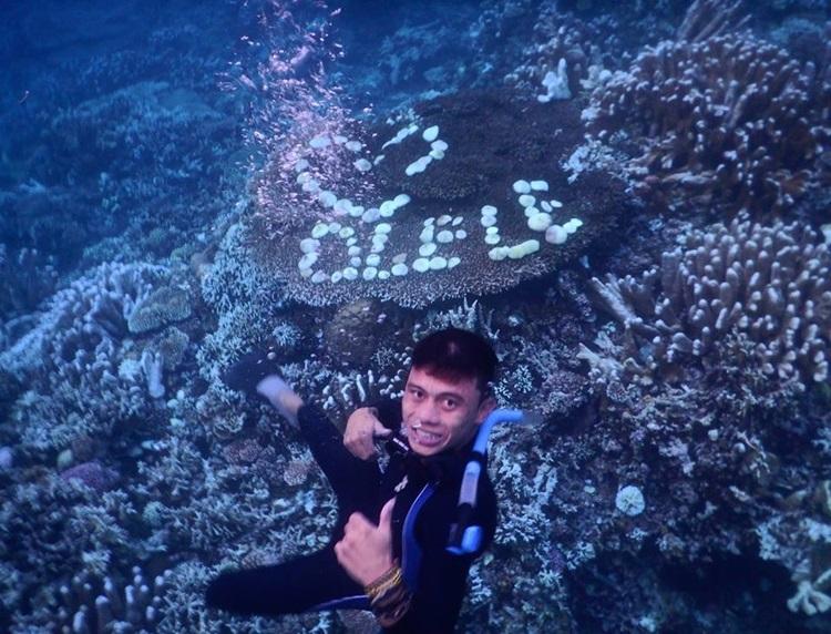 10 Destinasi Wisata Menarik Gorontalo Iyaa Taman Laut Olele Terletak