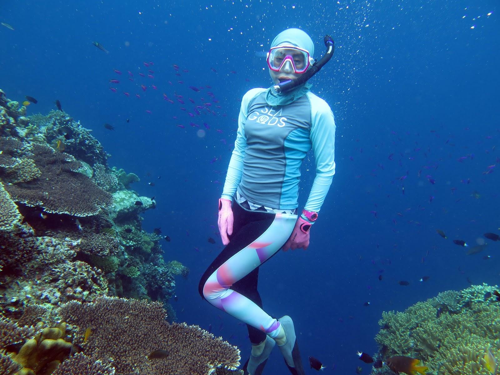 April 2018 Gorontalo Luar Biasa Taman Laut Olele Terletak Desa