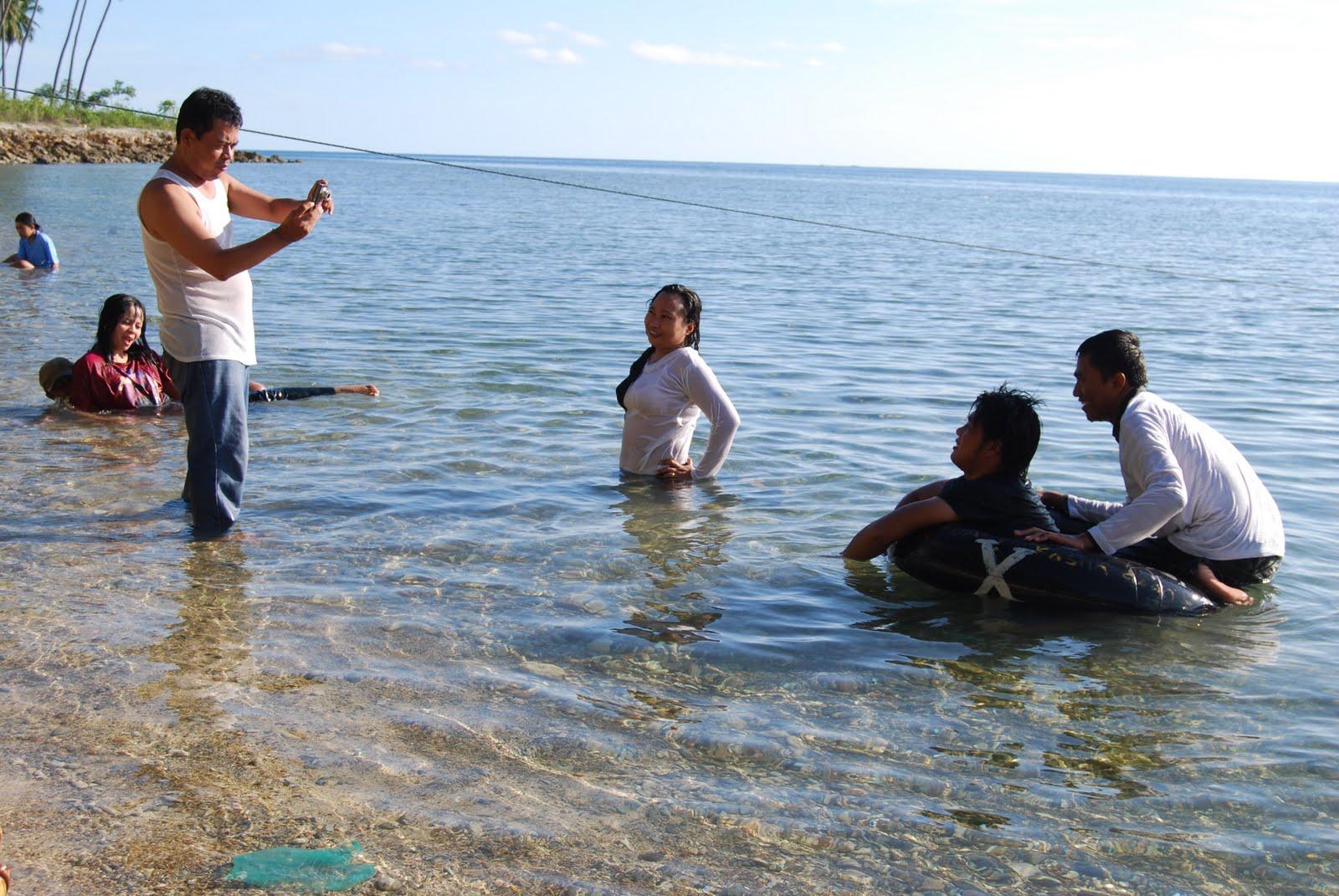 Bone Bolango Wisata Pantai Uabanga Terletak Desa Kaidundu Kec 38
