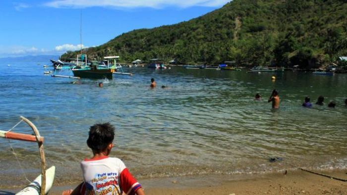 Indahnya Panorama Bawah Laut Olele Taman Sekaligus Surga Wisata Kab