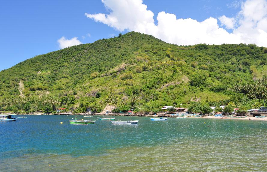 Olele Taman Laut Bone Bolango Gorontalo Wisata Kab