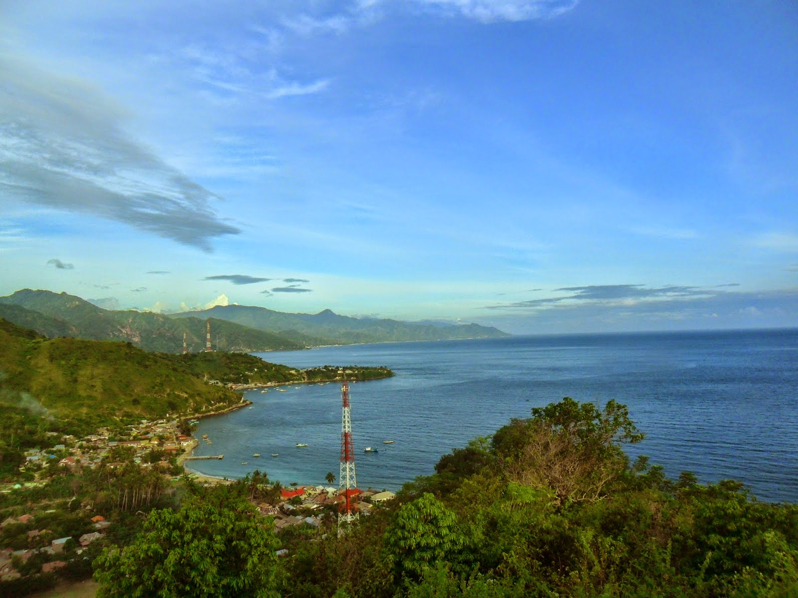Pantai Olele Primadonanya Surga Laut Gorontalo Taman Wisata Kab Bone