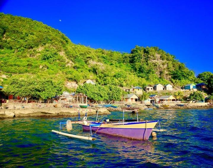 Pintu Gerbang Menuju Taman Laut Olele Wisata Kab Bone Bolango