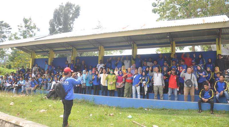 Tagana Dukung Potensi Wisata Alam Kabupaten Bone Bolango Radar Foto