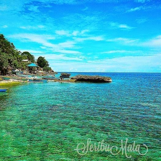 Tempat Wisata Gorontalo Olele Pantai Sempat Menjadi Ikon Menyelam Diving