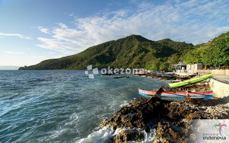 Tersohornya Keindahan Bawah Laut Pantai Olele Gorontalo Okezone Https Img