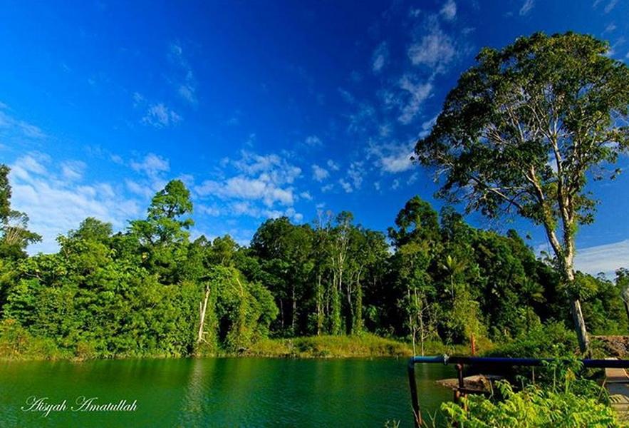 17 Tempat Wisata Kalimantan Utara Indonesia Pulau Bunyu Tidak Menyajikan