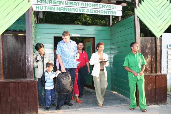 Kota Risky1606 Blog Profil Tarakan Hutan Mangrove Pulau Bunyu Kab
