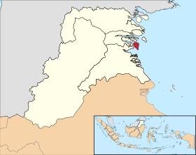 Kota Tarakan Wikipedia Bahasa Indonesia Ensiklopedia Bebas Location Svg Hutan