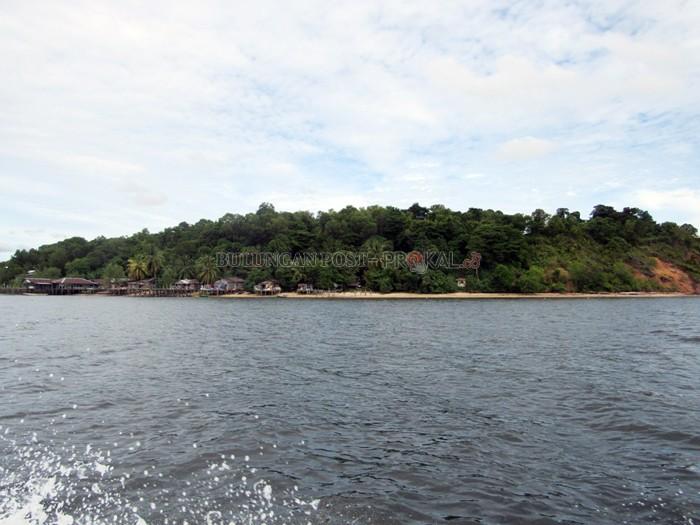 Pulau Sadau Jadi Wisata Alami Pemkot Bakal Libatkan Warga Potensi