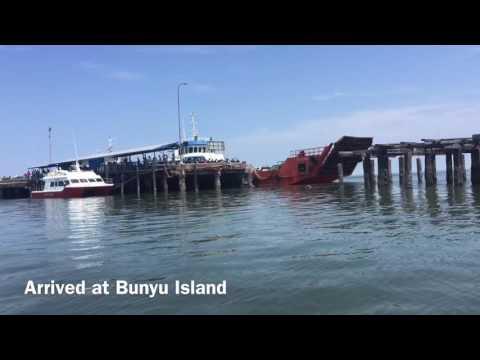 Sale Tanker Sinar Bunyu Oil Barge Unit Cumawis 110 Pulau