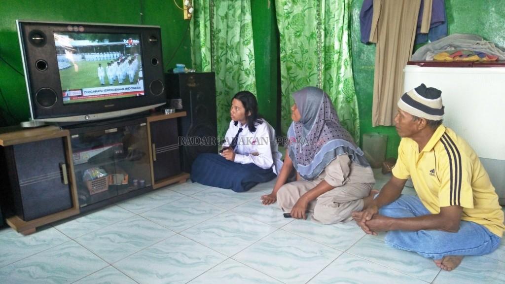 Bisa Melihat Tv Meski Sepintas Radar Tarakan Tidak Pergi Jakarta