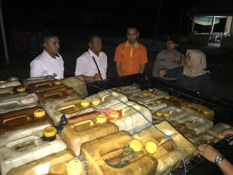 Daerah Polres Bulungan Amankan 900 Liter Bbm Bersubsidi Rri Istana