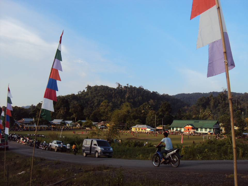 Iman Rabinata Nasionalisme Sekatak Buji Desa Bulungan Kalimantan Timur Istana