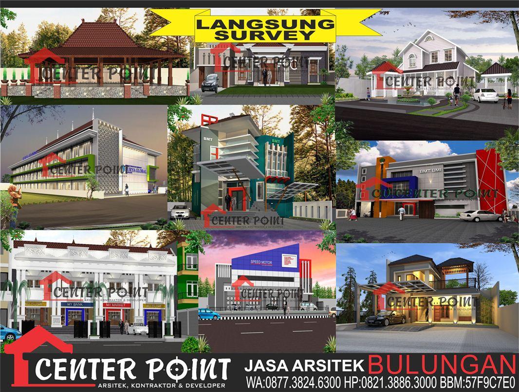Jasa Desain Rumah Bulungan Kalimantan Professional Murah Terpercaya Istana Olahraga