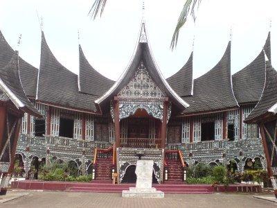 Maret 2014 Springocean83 Istanao Silinduang Bulan Istana Terletak Nagari Pagaruyung