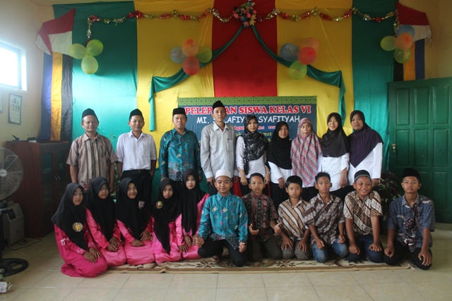 Mi Salafiyah Syafiiyah Panca Agung Tanjung Palas Utara Kabupaten Serangkaian