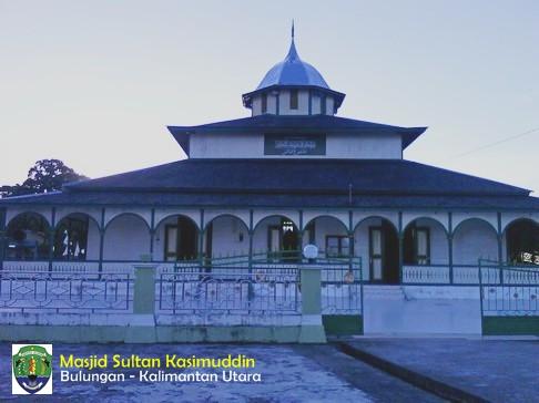 Rindu Masjid Sultan Kasimuddin Bulungan Kaltara Bagian 2 Tanjung Palas