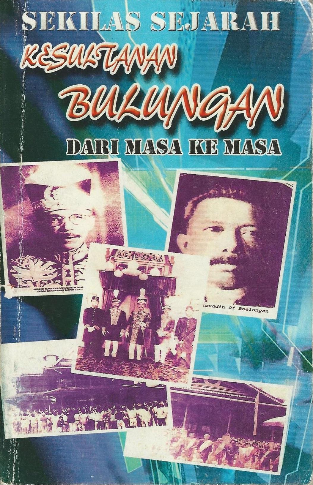 Sejarah Kesultanan Bulungan Handokowidagdo Indonesiana Istana Olahraga Air Kab
