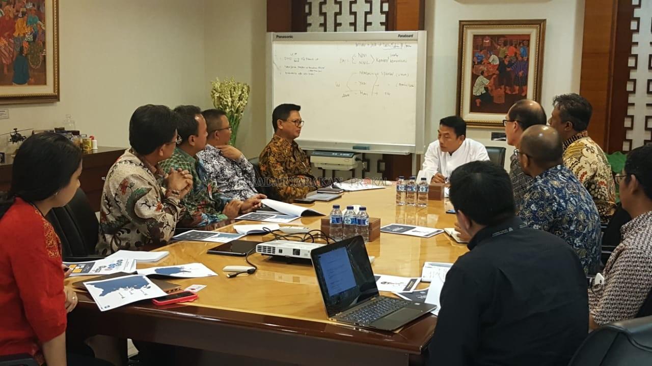 Tarakan Radar Lambrie Kepala Staf Presiden Ksp Jenderal Purn Dr