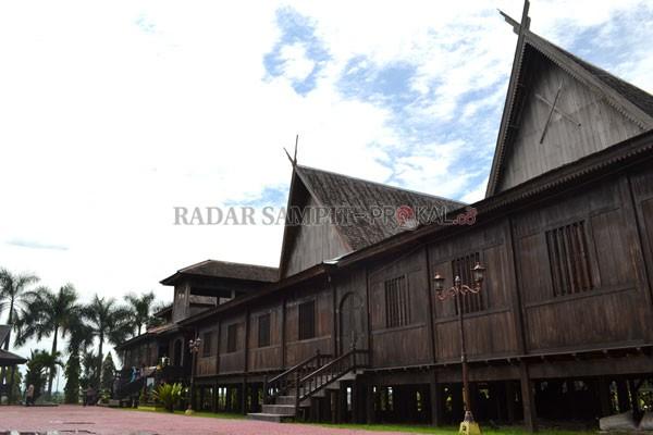 Tunggu 106 Festival Keraton Sukses Siap Gelar Event Istana Kuning