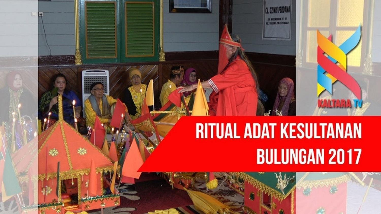 Bedibai Ritual Adat Kesultanan Hari Jadi Kabupaten Bulungan 57 Museum