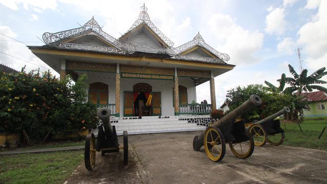 Bulungan Kerajaan Besar Kalimantan Terlupakan Regional Museum Kesultana Kab