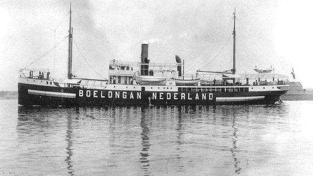 Hikayat Kapal Boelongan Nederland Zarkasyi Van Bulungan Kawan Berkunjung Museum