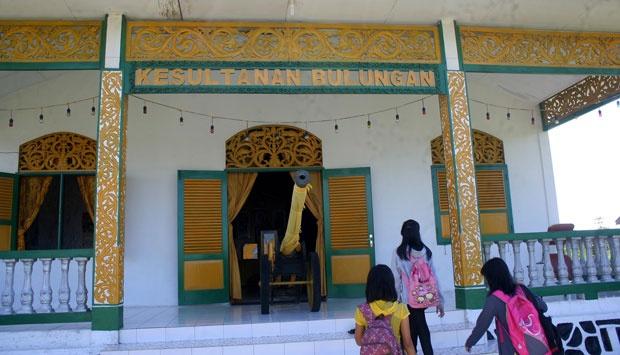 Jejak Sejarah Kesultanan Bulungan Kalimantan Timur Foto Tempo Kabupaten Museum