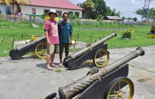Kesultanan Bulungan Bombastic Borneo Kota Tanjung Selor North Kalimantan Indonesia