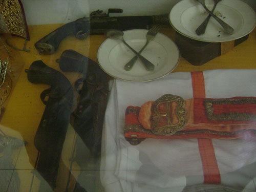 Koleksi Museum Kesultanan Bulungan General Pistol Zarkasyi Jenis Kebanyakan Gunakan