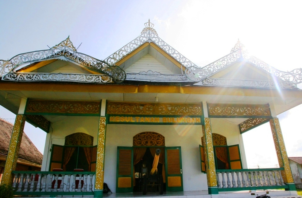 Mengunjungi 7 Wisata Sejarah Kalimantan Utara Museum Kesultana Bulungan Kab