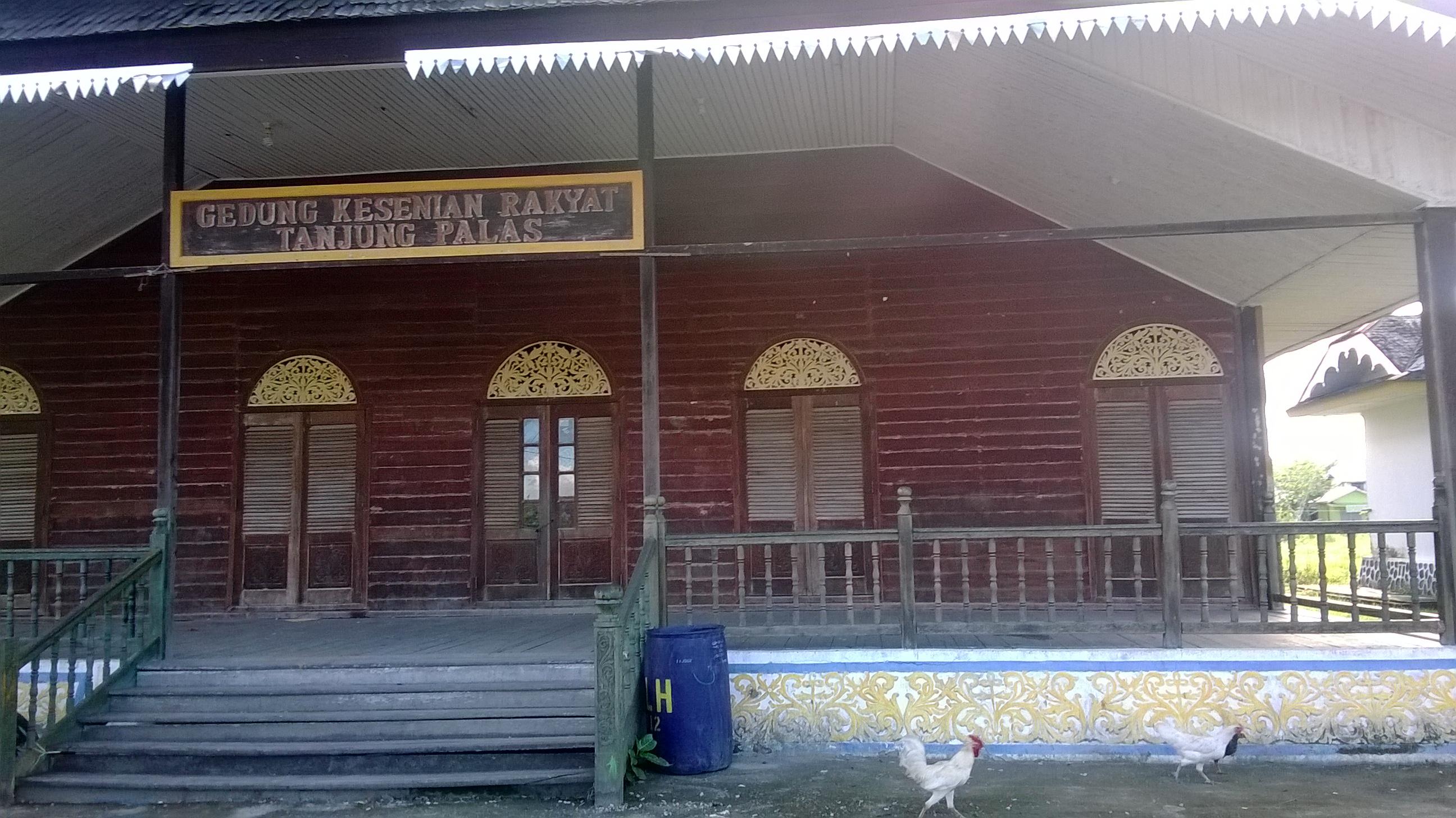 Museum Kesultanan Bulungan Al Ghurobaa Kesultana Kab
