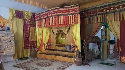 Museum Kesultanan Bulungan Kalimantan Utara Telepon 62 822 5479 Kesultana
