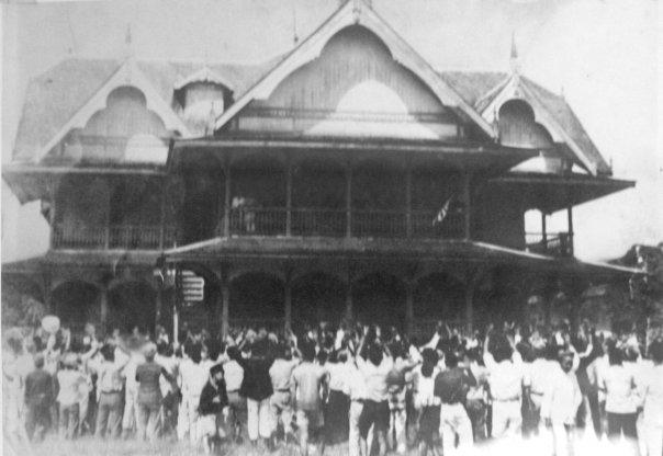 Sejarah Budaya Bulungan Tanjung Palas Kab Istana Kesultanan Darul Aman
