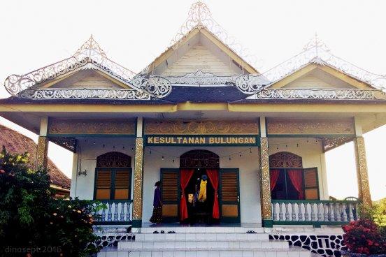 Terdampar Kaltara Part 2 Wisata Jalan Bulungan Kesultanan Tanjung Selor