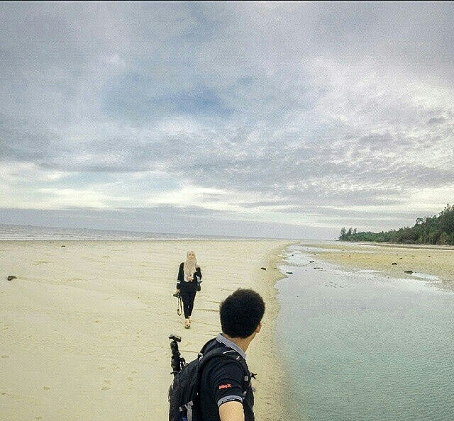 Bunyukita Pantai Sei Kura Pulau Bunyu Kalimantan Utara Tpi Kab