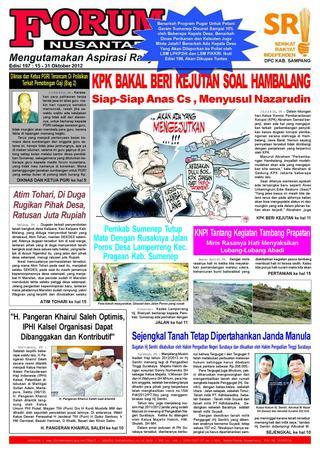 Edisi 197 Forum Nusantara Issuu Benarkah Program Pugar Petani Garam