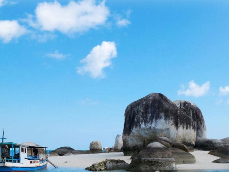 Kab Aceh Timur Pantai Tpi Bulungan